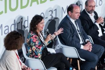 MariaEugenia-Sanchez-Ayuntamiento-Sevilla-1-Mesa-Redonda-4-Congreso-Ciudades-Inteligentes-2018