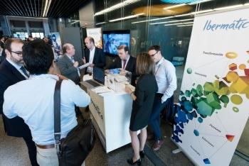 Stands-8-Comida-Networking-4-Congreso-Ciudades-Inteligentes-2018