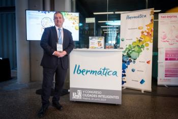 Stand-Ibermatica-1-5-Congreso-Ciudades-Inteligentes-2019