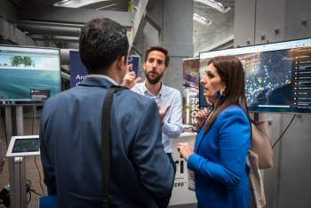 Stands-16- Networking-Cafe-5-Congreso-Ciudades-Inteligentes-2019