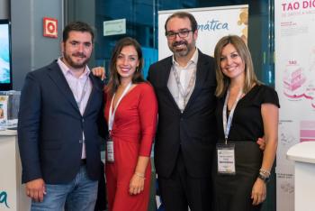 Stands- Networking-Comida-4-5-Congreso-Ciudades-Inteligentes-2019