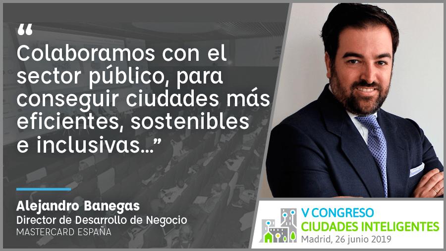 Entrevista a Alejandro Banegas de Mastercard