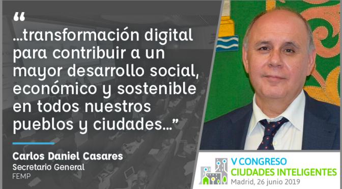 Entrevista a Carlos Daniel Casares de FEMP