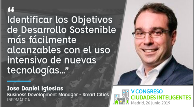 Entrevista a José Daniel Iglesias de Ibermática