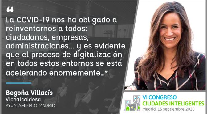 Entrevista a Begoña Villacís de Ayuntamiento de Madrid