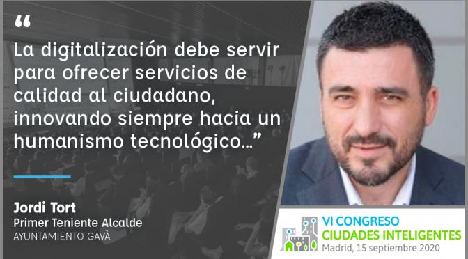 Entrevista a Jordi Tort de Ayuntamiento de Gavà