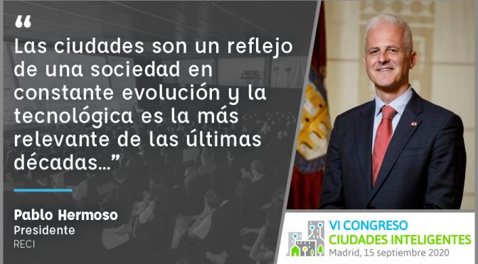 Entrevista a Pablo Hermoso de la Red Española Ciudades Inteligentes, RECI