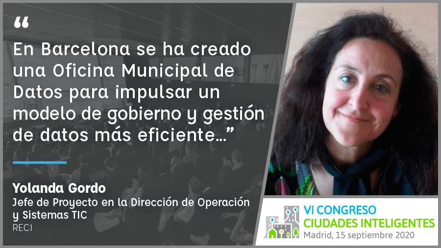 Entrevista a Yolanda Gordo